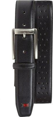 Nike 'Tiger Woods' Mesh Leather Belt