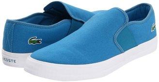 Lacoste Mason CR (Blue/Blue) - Footwear