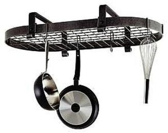 Enclume Low Ceiling Oval Pot Rack