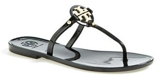 Women's Tory Burch 'Mini Miller' Flat Sandal $95 thestylecure.com