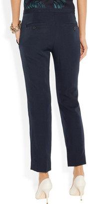 Marc Jacobs Wool-twill straight-leg pants