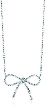 Tiffany & Co. Twist:Bow Pendant