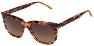 Givenchy Vintage tortoise shell wayfarer sunglasses