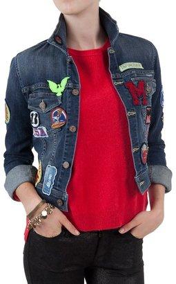 Mother Shorty Patch Jacket