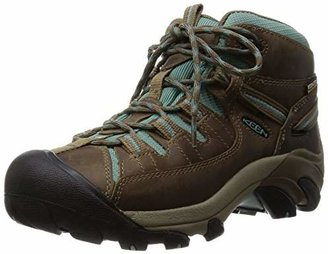 KEEN Women's Targhee II Mid WP Hiking Boot $101.95 thestylecure.com