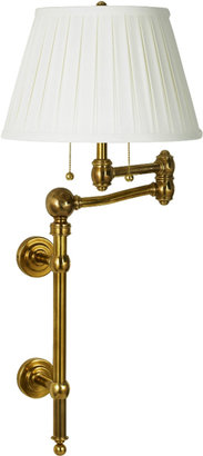 Ralph Lauren Home SARGENT SWING ARM WALL LAMP