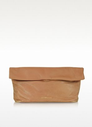 See by Chloe Leather Roll-Over Clutch
