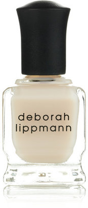Deborah Lippmann - Rejuvenating Base Coat - Turn Back Time $20 thestylecure.com