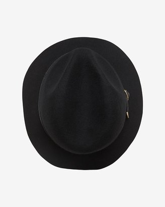 Intermix Genie by Eugenia Kim Wool Fedora: Black