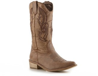Coconuts Gaucho Girls' Toddler & Youth Western Boot