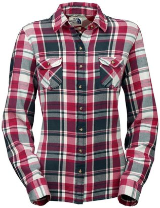 The North Face Suncrest Shirt - Flannel, Long Sleeve (For Women)