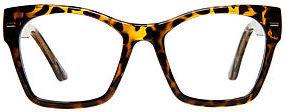 Spitfire Sunglasses The Coco Glasses in Tortoise