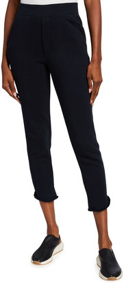 Frank And Eileen Tulip Ankle Cropped Sweatpants