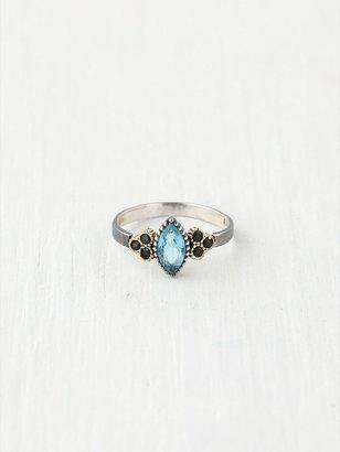 Free People Diamond Stone Ring
