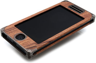 EXOvault EXO16 iPhone 5 Bronze Pau Ferro