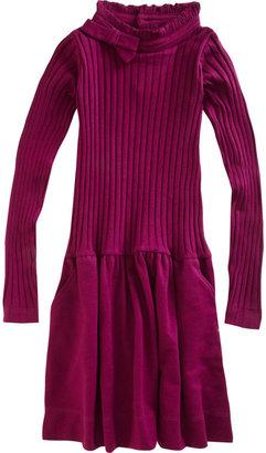 Lili Gaufrette Ribbed Dress