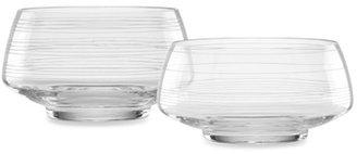 Dansk Baltic Crystal Bowls