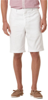 Perry Ellis Linen-Blend Shorts
