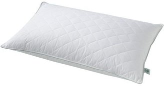 Laura Ashley quilted feather & down pillow