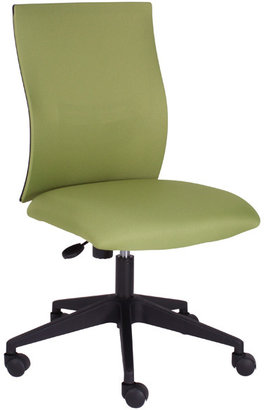 Container Store Kaja Office Chair Green