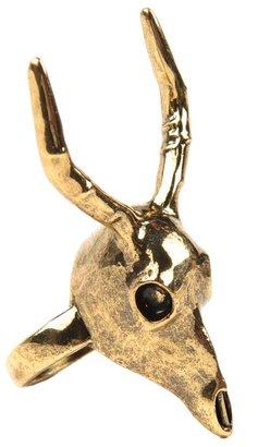 Marti Devin Skull Ring