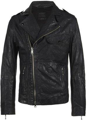 AllSaints Standen Leather Jacket
