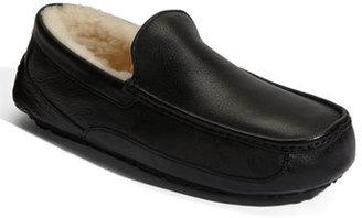 Men's Ugg Ascot Leather Slipper $119.95 thestylecure.com