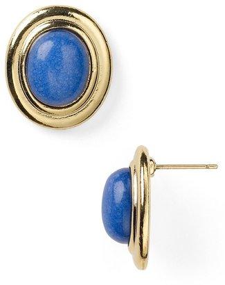The Natural Carolee Lux In Bezel Set Stud Earrings