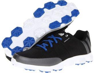 adidas Crossflex (Black/Dark Silver Metallic/Prime Blue) - Footwear