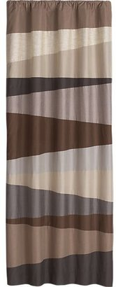 Crate & Barrel Harden Neutral Curtain Panels