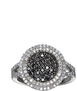 EFFY 14 Kt. White Diamond Ring