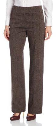Kasper Women's Glen Plaid Suit Pant