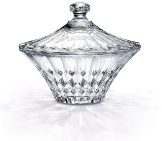 Cristal d'Arques lady diamond candy dish
