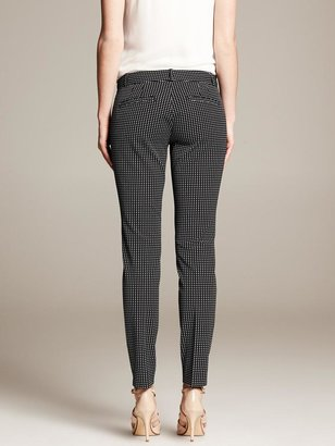 Banana Republic Sloan-Fit Slim Ankle Pant