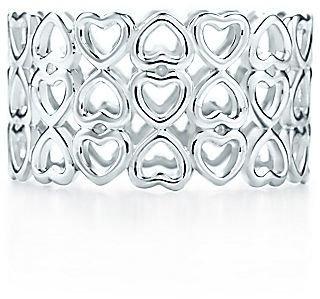 Tiffany & Co. Paloma's Crown of Hearts:Three-row Ring