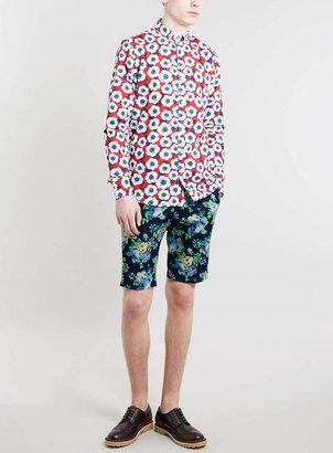 Topman Vito Floral Shorts