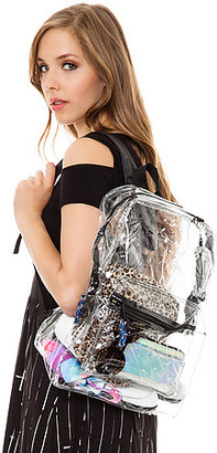 *MKL Accessories The Transparent Backpack