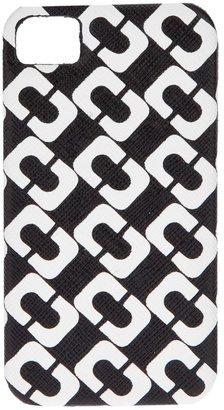 Diane von Furstenberg chain print phone case