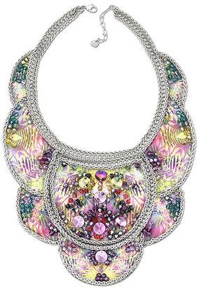 Swarovski Texture Necklace