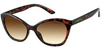 Liz Claiborne Bridgette Cat-Eye Sunglasses