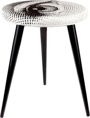 Fornasetti 'Occhio' stool