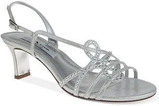Nina Garland Evening Sandals