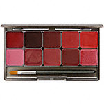 A Century in Red Lip Color Palette
