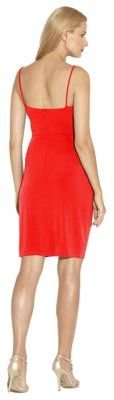 Laundry by Shelli Segal Cowl Neck Dress