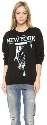 Happiness New York Sweatshirt
