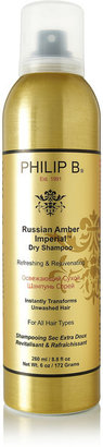 Philip B - Russian Amber Imperial Dry Shampoo, 260ml - Colorless $40 thestylecure.com