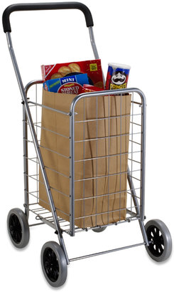 Container Store Shopping Cart Steel