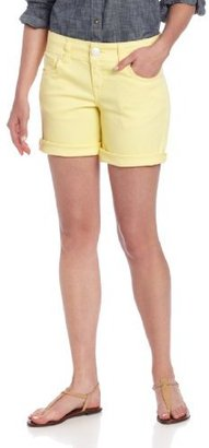 7 For All Mankind Seven7 Women's Roll Cuff Short