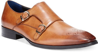 Bar III Men's Carrick Monk Strap with Medallion, Only at Macy's $109.99 thestylecure.com