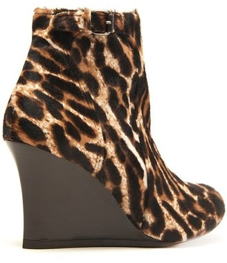 Lanvin Wedge Ankle Boot